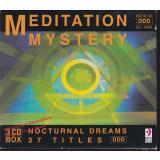 Meditation Mystery: 3 CD-Box * MINT * Mystery - Nocturnes - Dreamings * London Symphony,u.a.