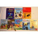 8x Kinderbücher für Leseanfänger Stufe 1 - 4; Lesespatz,Lesepiraten,Leserabe,Leselöwen, Lesemaus u.a.