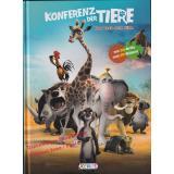 Konferenz der Tiere: Das Buch zum Film   - Klose, Petra