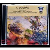 A. Dvorak: Stabat Mater; Cello Concerto ; Slavonic Dances : Concerto Royale (3 CD´s)